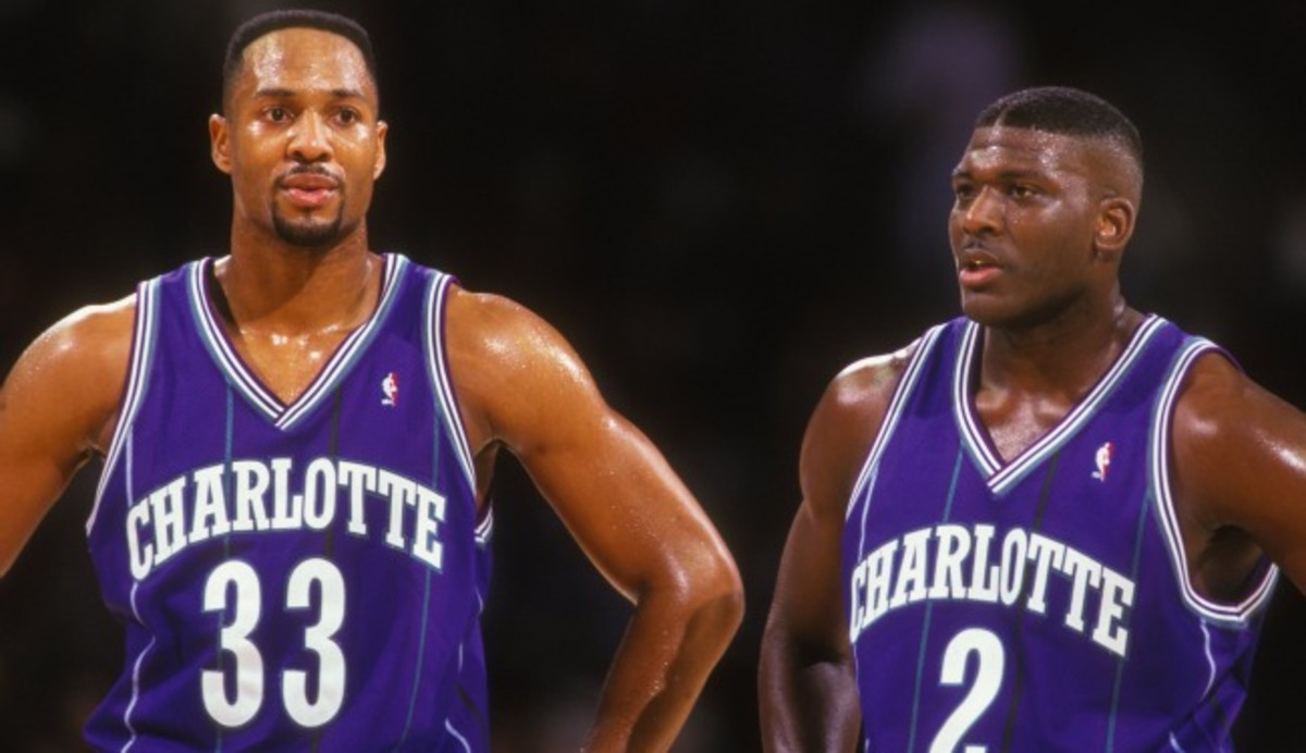 The Charlotte Bobcats are beginning the process of becoming the Hornets, again. (Photo by Mitchell Layton/Getty Images)
