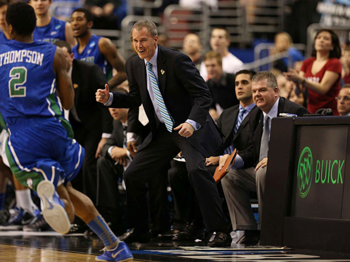 Andy Enfield's Eagles squad has been lauded for its skill and preparedness. (Al Tielemans/SI)