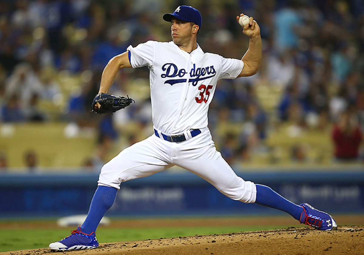 Chris Capuano acquired a favorable matchup this weekend, as he faces the Padres on Saturday.