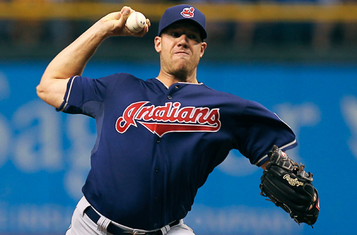 Cleveland's Zach McAllister has gotten off to a great start and will face a poor Seattle offense Saturday.