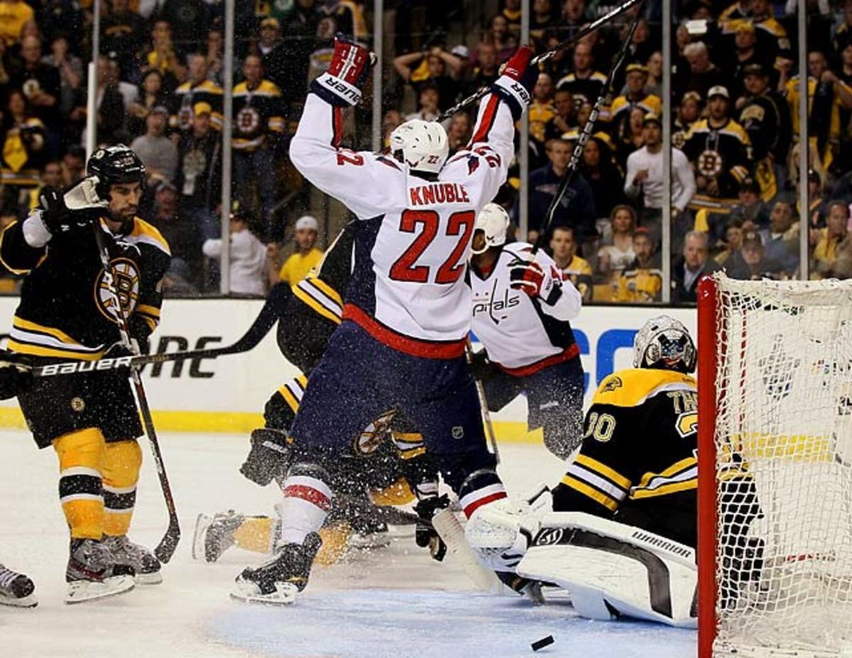 2012: Boston Bruins