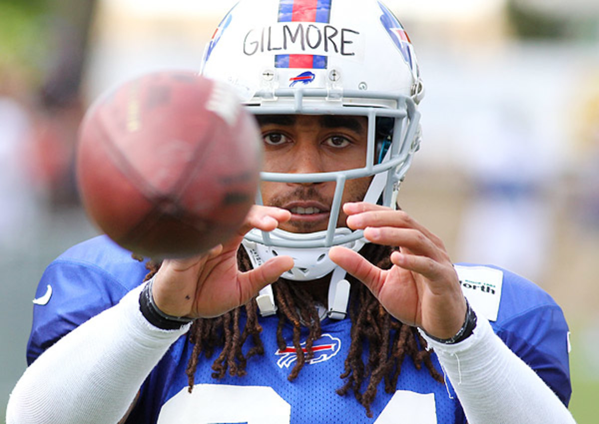Stephon Gilmore helped Buffalo Bills finish with the 10th-ranked pass defense last year.