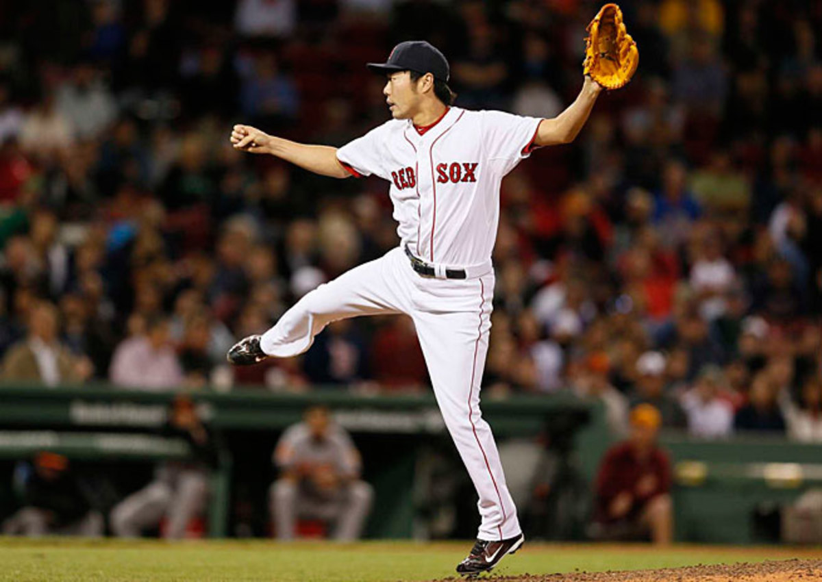 Koji Uehara has been a tremendous bargain for the Red Sox this season but would have likely been too costly for their ALDS opponents.