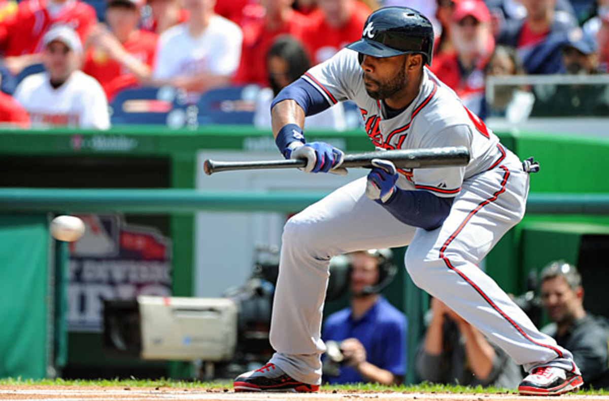 Jason Heyward, Braves