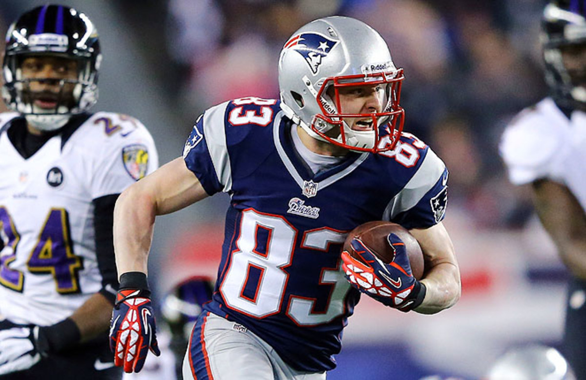 Wes Welker's deal with Denver pays him nearly the exact same as New England ended up giving to Danny Amendola.