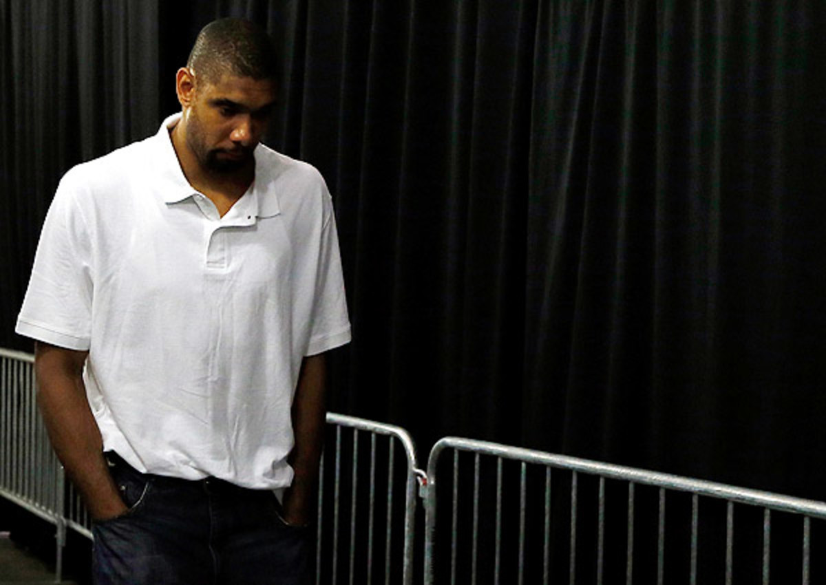 Tim Duncan says NBA FInals Game 7 loss will 'haunt him'