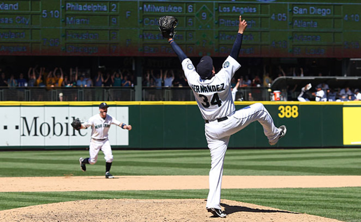 A perfect game last summer was just the latest evidence that Felix Hernandez is among the game's best pitchers.