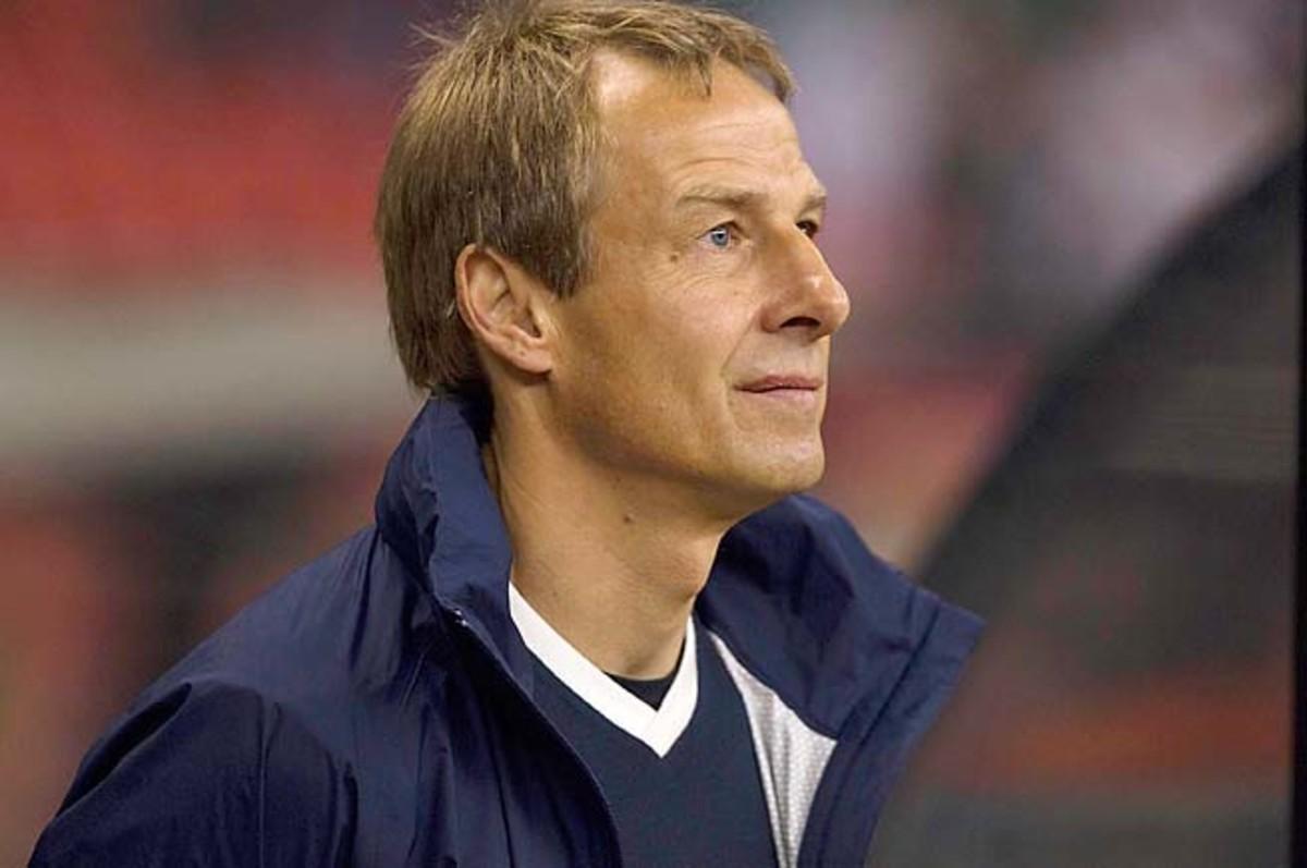 Jurgen Klinsmann left Landon Donovan off his squad for upcoming World Cup Qualifiers.