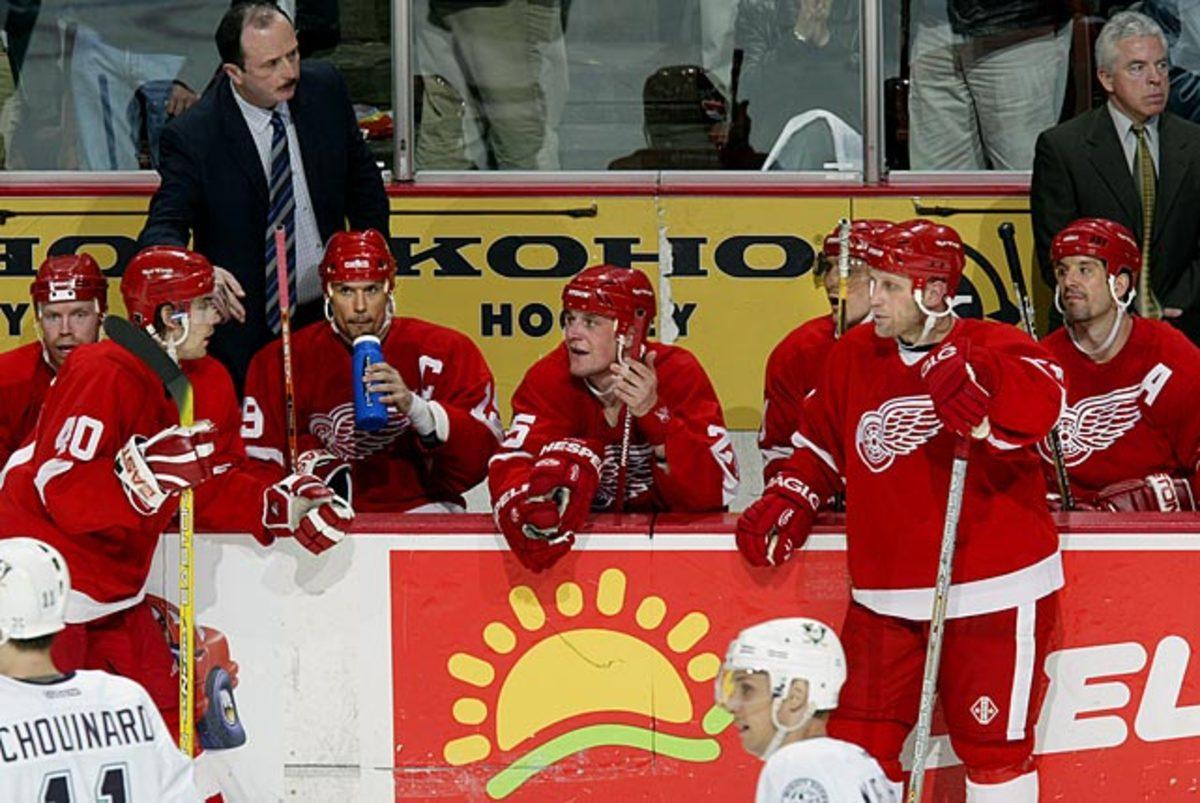 2003: Detroit Red Wings