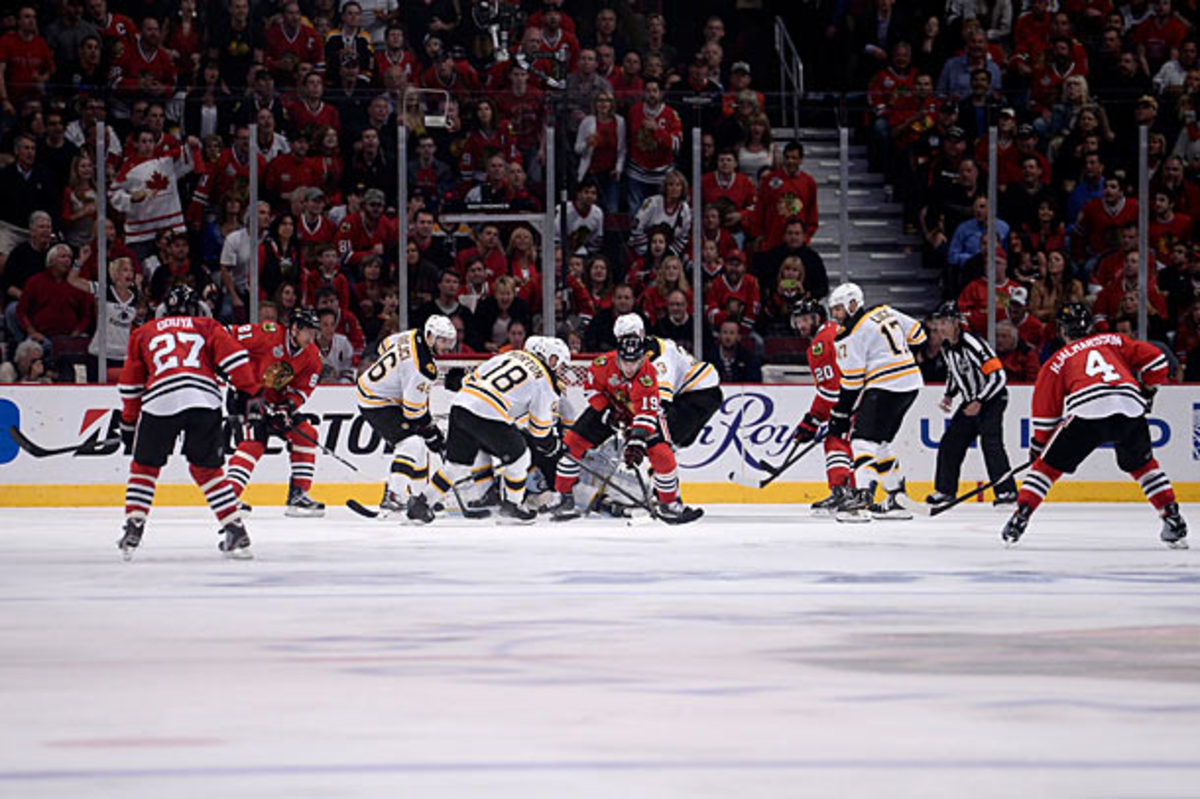 The Stanley Cup Final shifts to Boston for Game 3