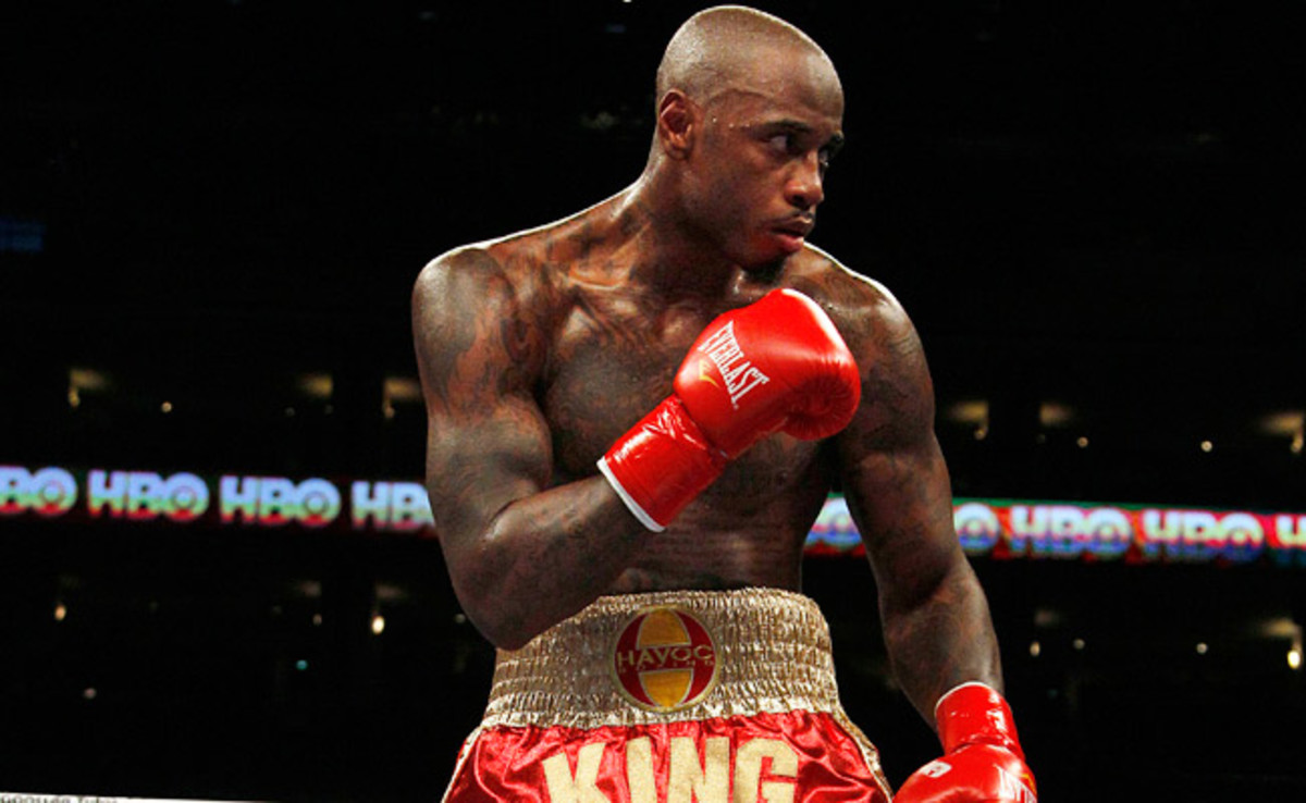 Malik Scott quit boxing in 2009, but has gone 3-0 since returning to the sport in 2012.