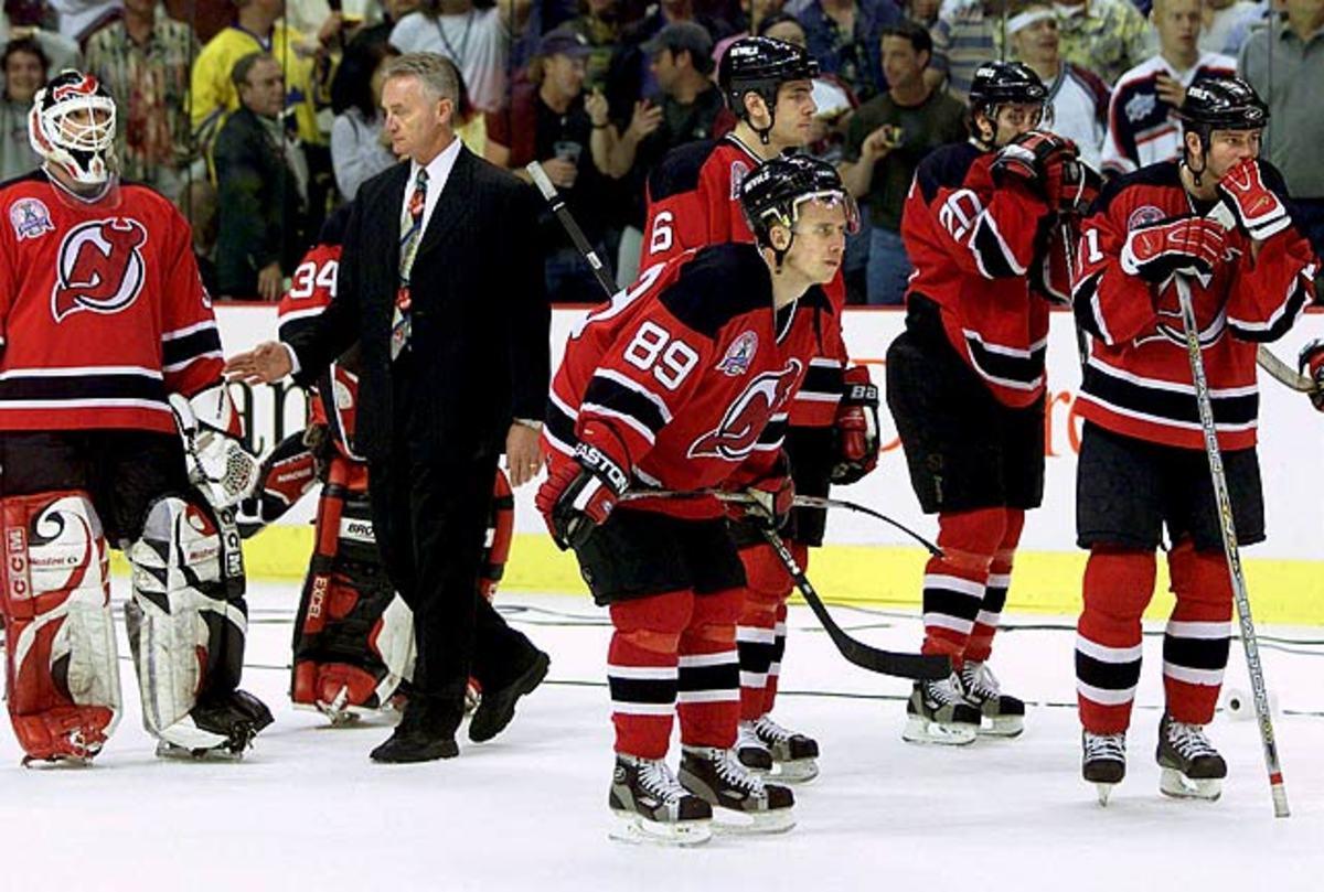 2001: New Jersey Devils