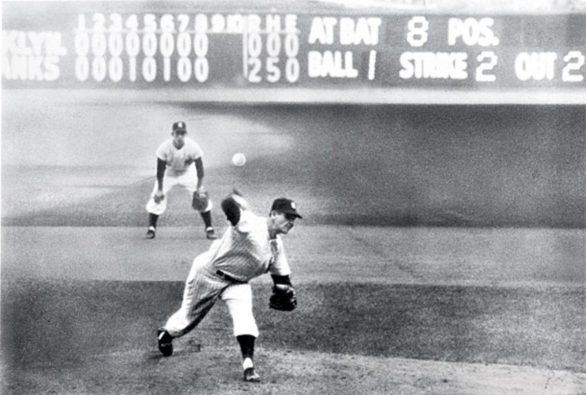 Don Larsen, Yankees