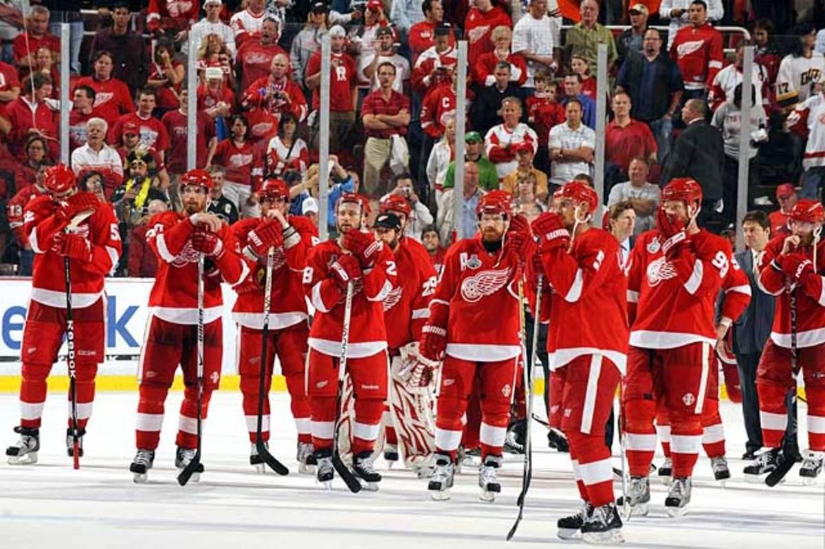 2009: Detroit Red Wings
