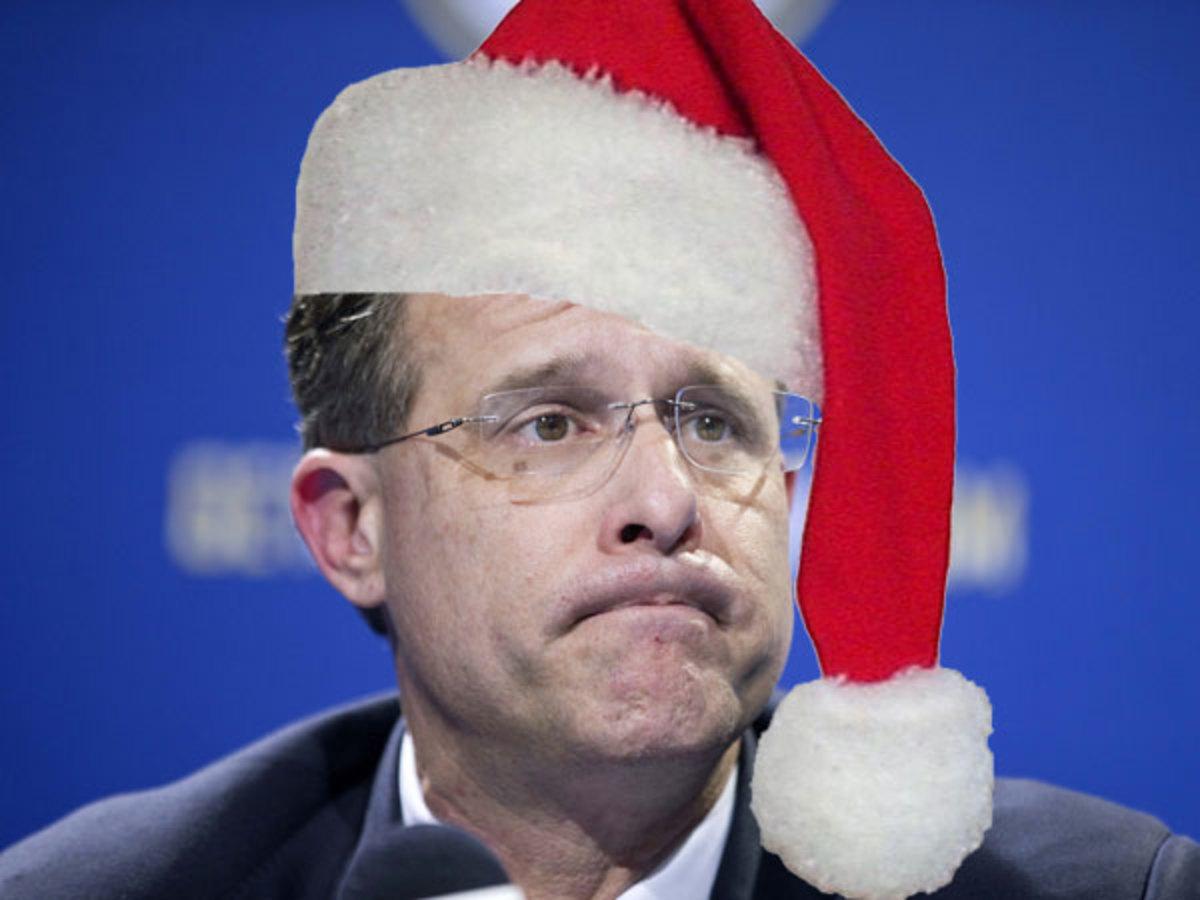 Gus Malzahn, Santa