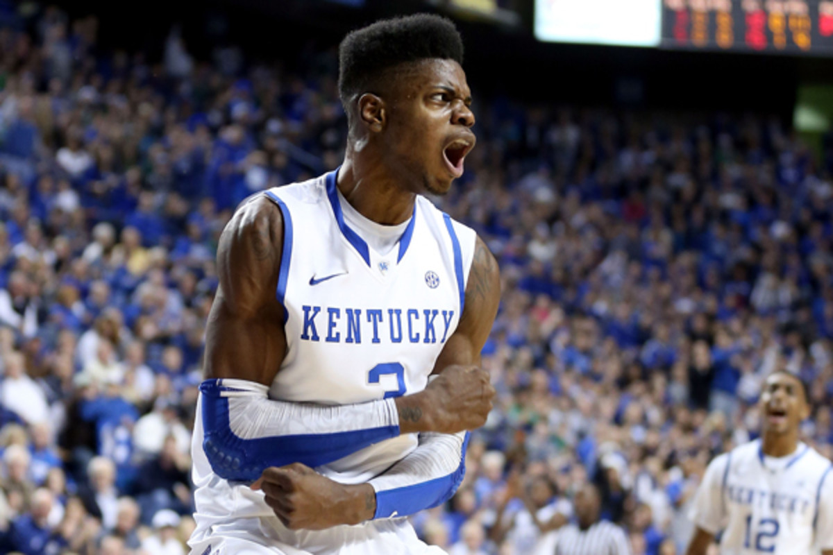 Is Nerlens Noel a shoe-in for the No. 1 pick in NBA draft?