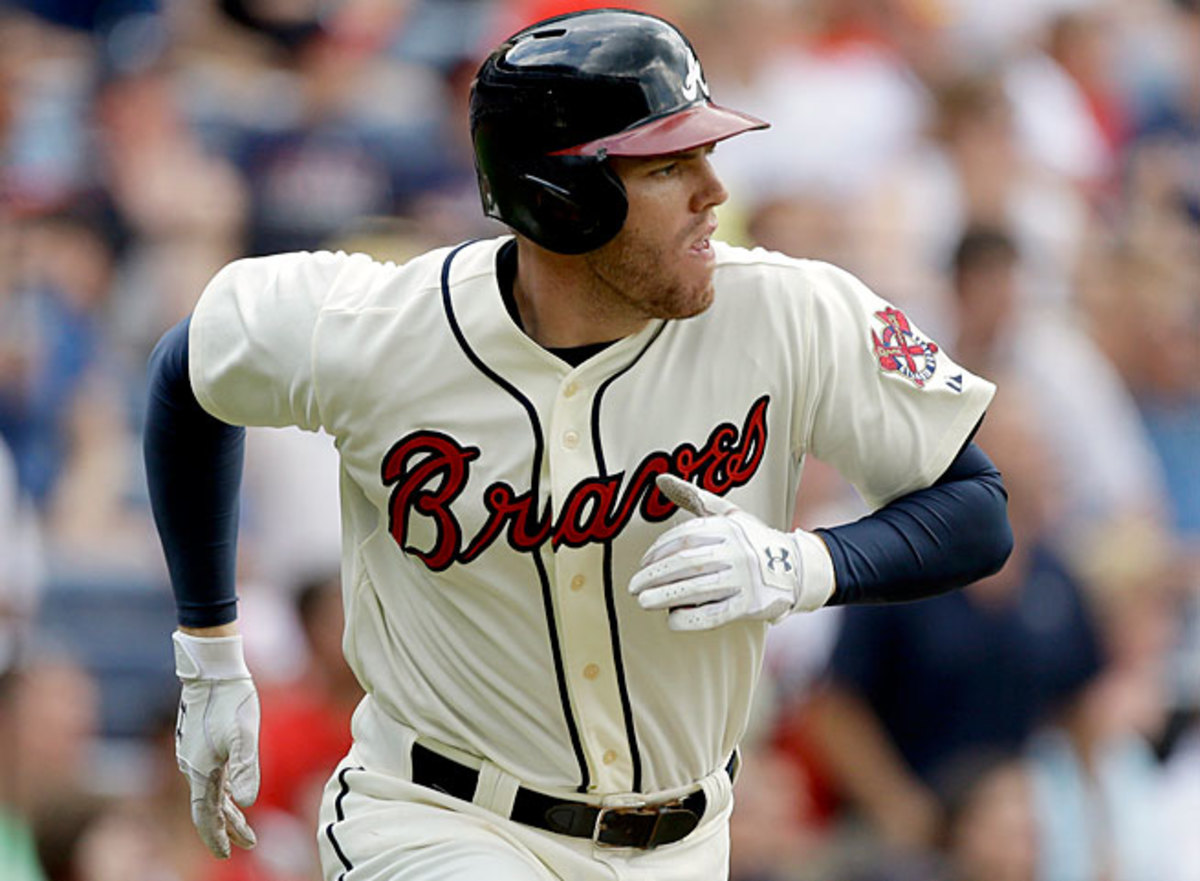 Freddie Freeman set a record with 19.7 million votes to earn his first All-Star berth.