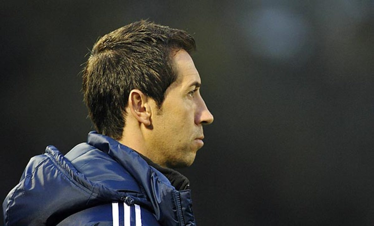 Martin Rennie led Vancouver to a 13-9-12 record, which wasn't enough to get them to the MLS Playoffs.