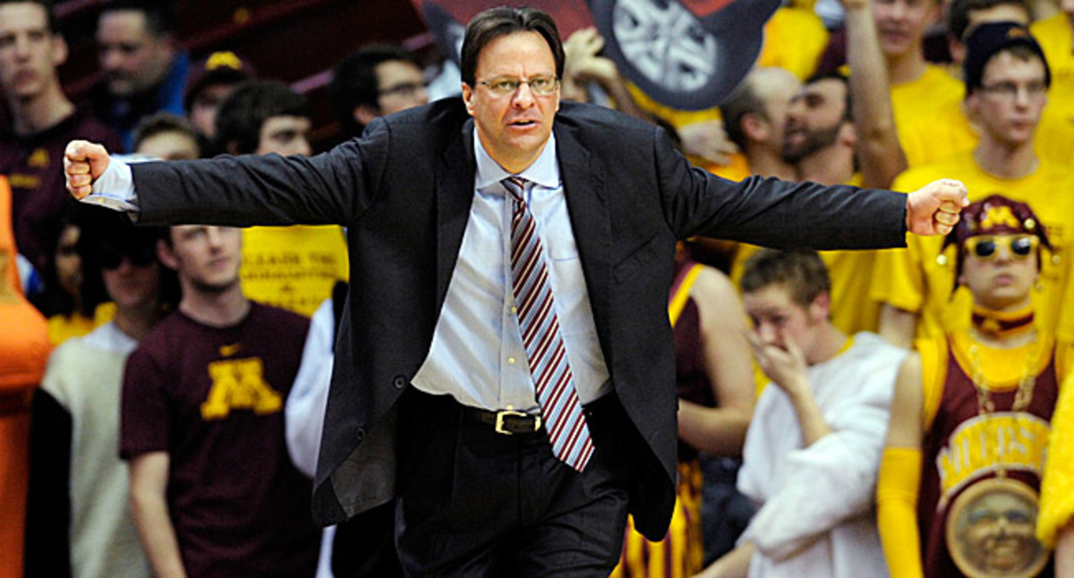 This was the third time Tom Crean's Hoosiers have lost as the No. 1 ranked team in the AP poll this season.