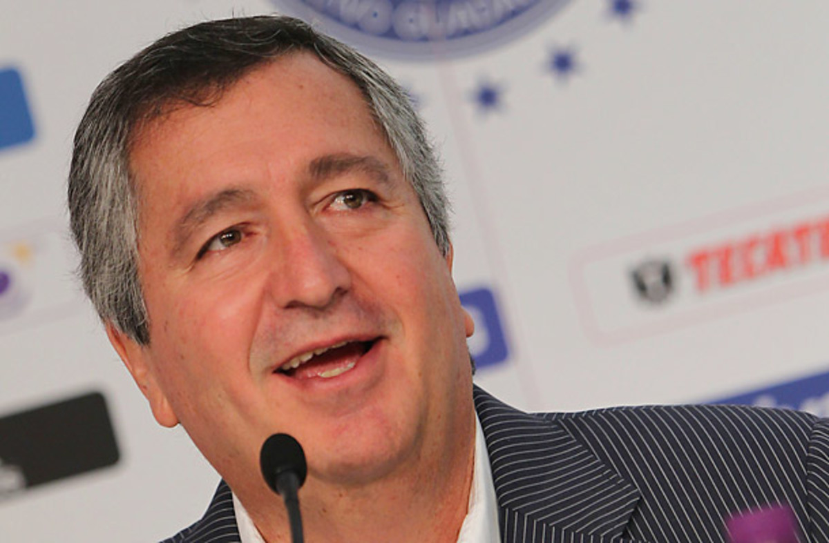 Jorge Vergara has presided over a run of futility and controversy since taking control of Chivas USA.