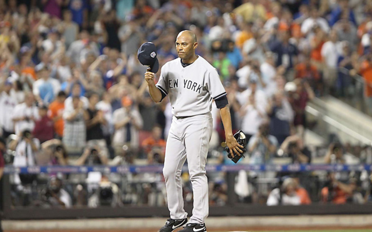 Mariano Rivera became one of four players in MLB history to win both an All-Star and World Series MVP.