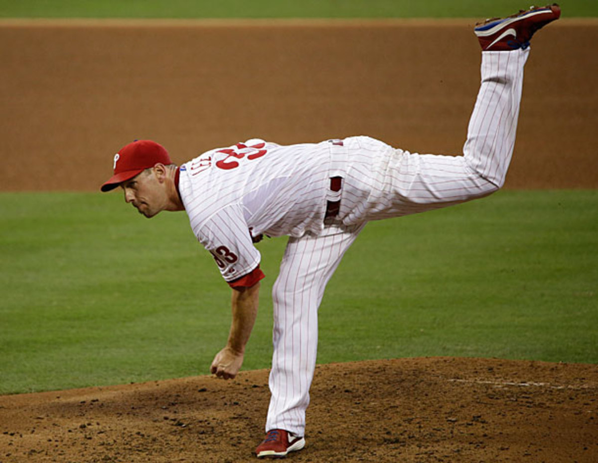 Cliff Lee, Phillies