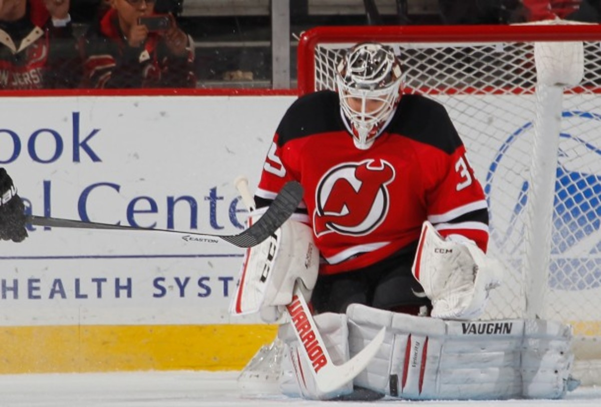 Cory Schneider (Paul Bereswill/Getty Images)
