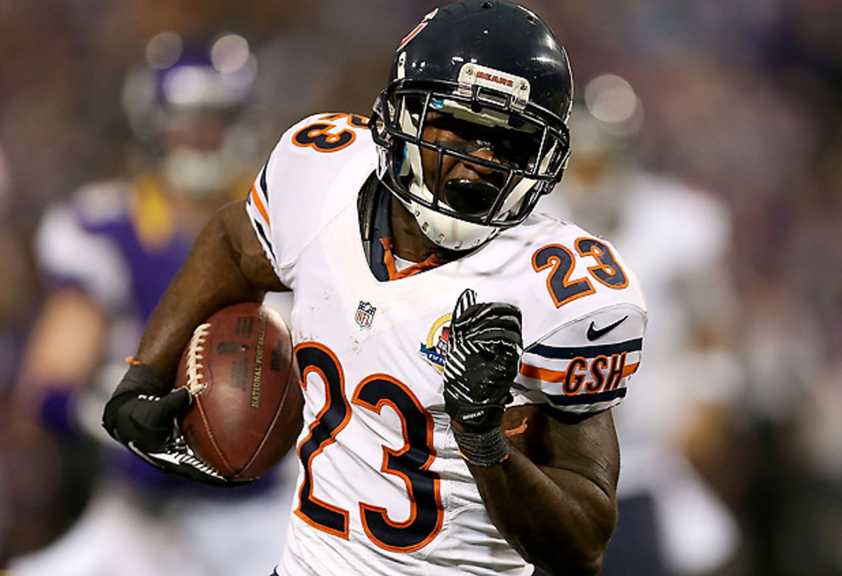 Devin Hester is considered one of the best return men of all-time. (Matthew Stockman/Getty Images)