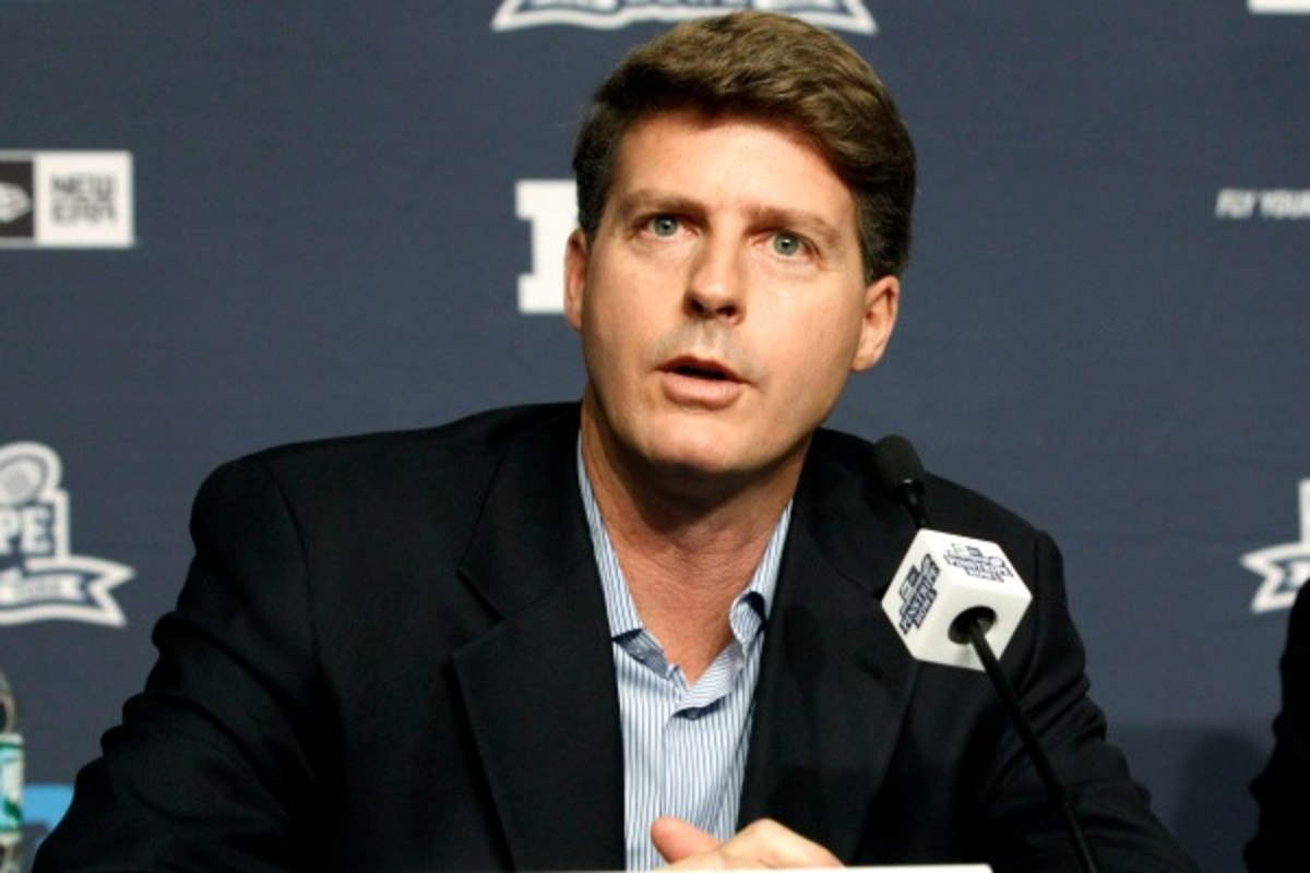 Hal Steinbrenner's Yankees  are worth more than $1 billion more than the next most valuable franchise in baseball. (Jason Szenes/Getty Images)