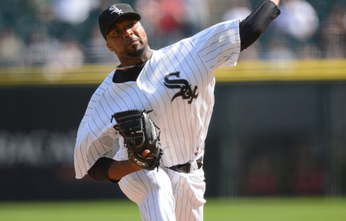 Francisco Liriano, who pitched for the White Sox last year, will be making his National League debut with the Pirates.