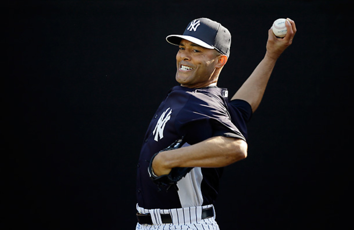 In 18 big league seasons, Mariano Rivera has thrown 13 wild pitches and only four in his last ten seasons. [Matt Slocum/AP]