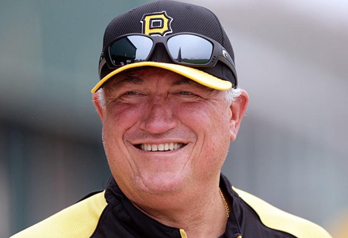 Clint Hurdle is entering his third season as Pirates manager.