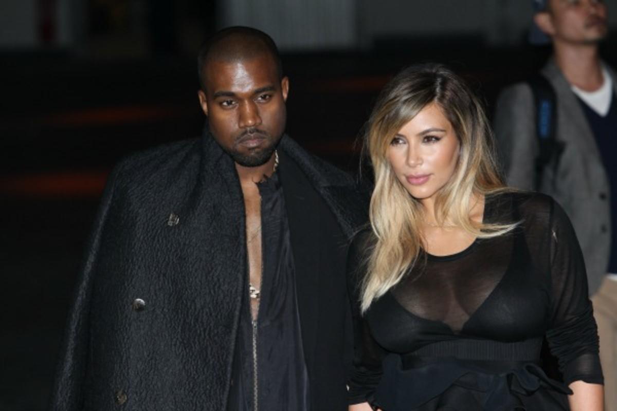 Kanye West proposed to Kim Kardashian at San Francisco's AT&T Park. (Antonio de Moraes Barros/Getty Images)
