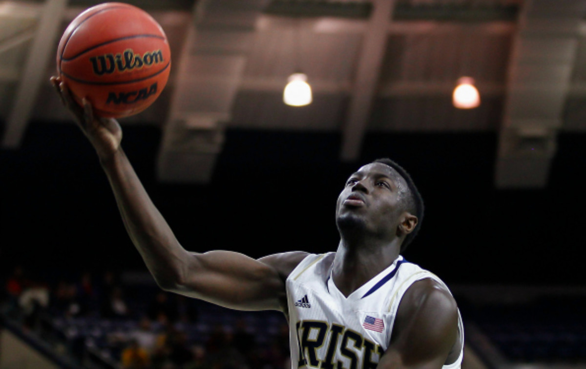Jerian Grant is averaging 19.0 points per game for the Fighting Irish. (Michael Hickey/Getty Images)