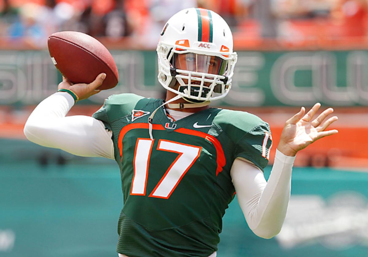 Stephen Morris of Miami