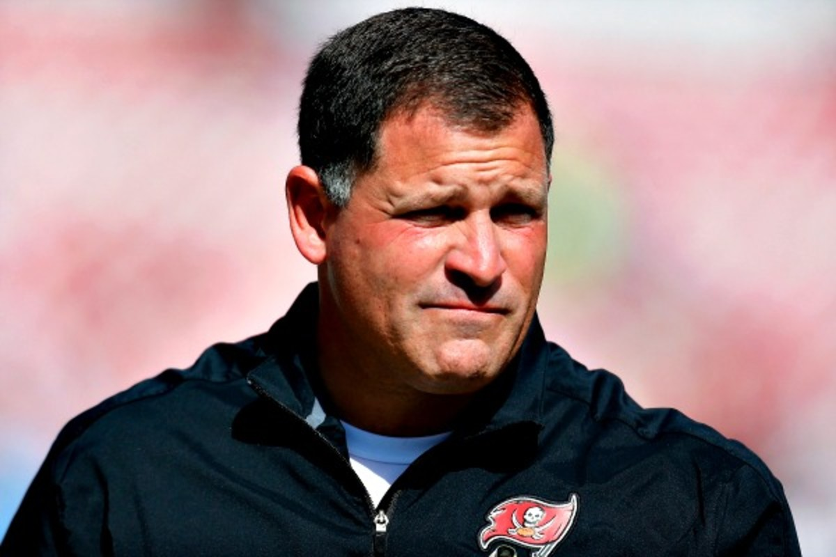 Greg Schiano was previously head coach of the Rutgers football team. (J. Meric/Getty Images)
