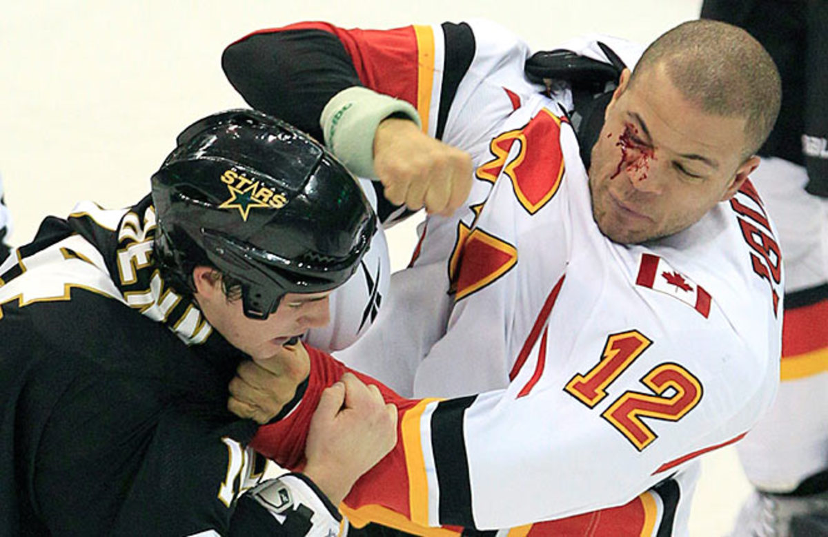 Stu Hackel The Flames Failures With Jarome Iginla Were A Crime