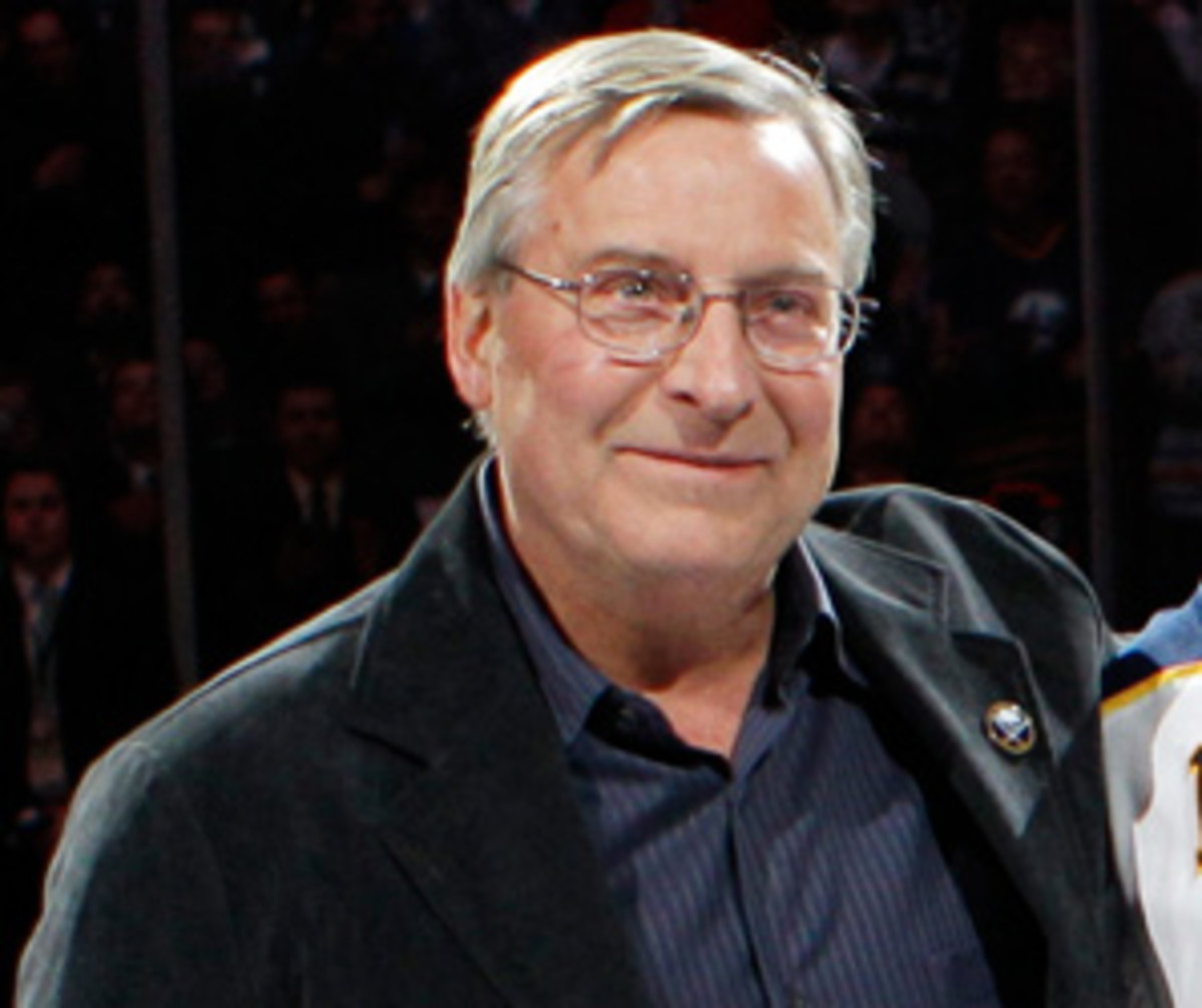 Terry Pegula apologized to all those affected by the nearly four-month lockout.