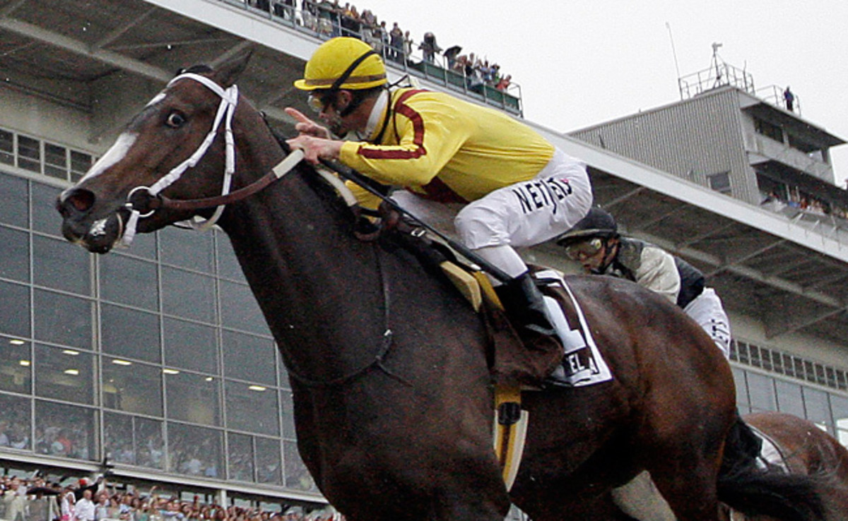In 2009, Rachael Alexandra became the first filly in 85 years to win the Preakness.