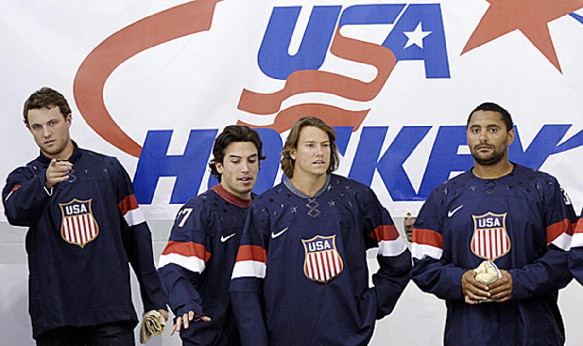Team USA Olympic Orientation Camp