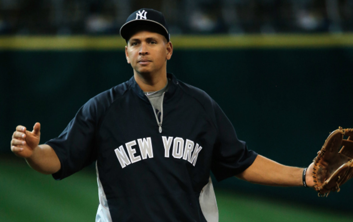 Alex Rodriguez is facing a 211-game suspension for PED use and obstructing an investigation. (Scott Halleran/Getty Images)