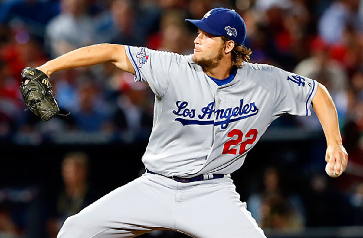The Dodgers are now 36-0 when scoring at least four runs in a Clayton Kershaw start.