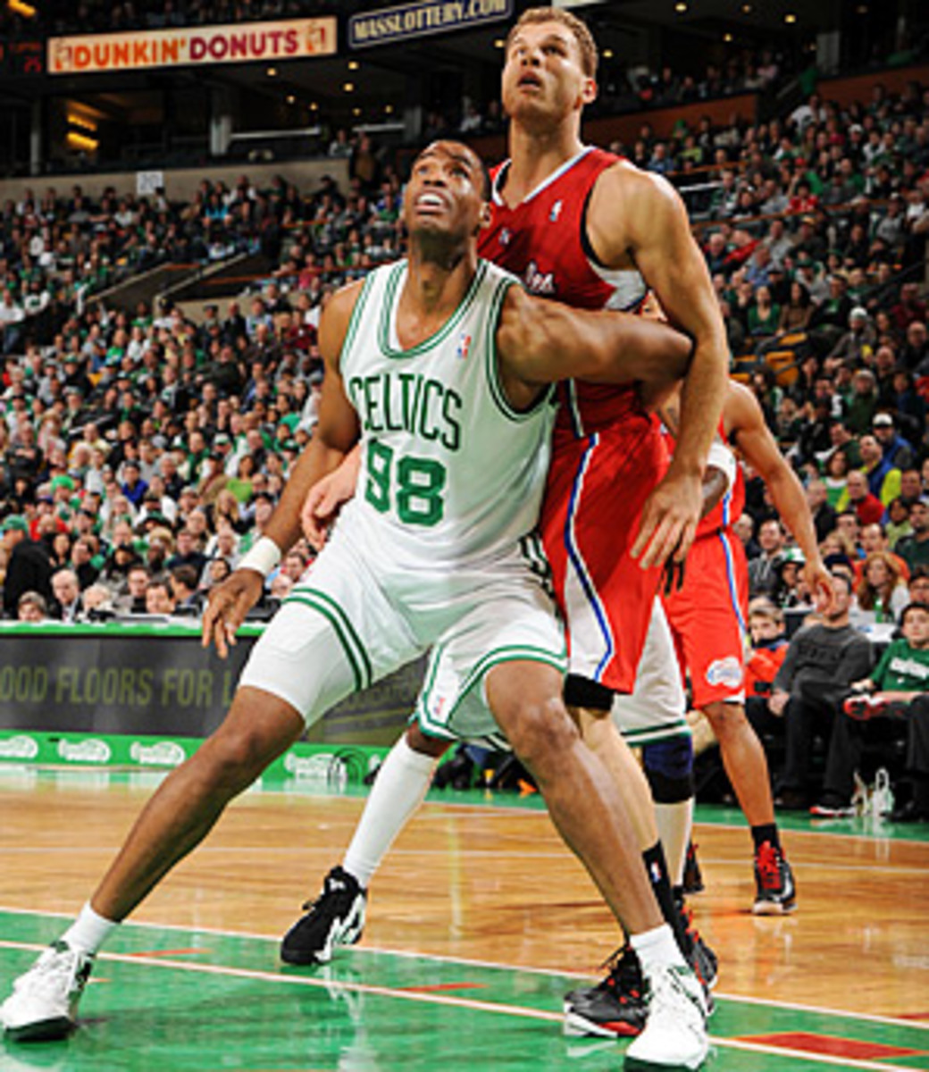 Jason Collins played with the Celtics and Wizards this season, his 12th in the NBA.