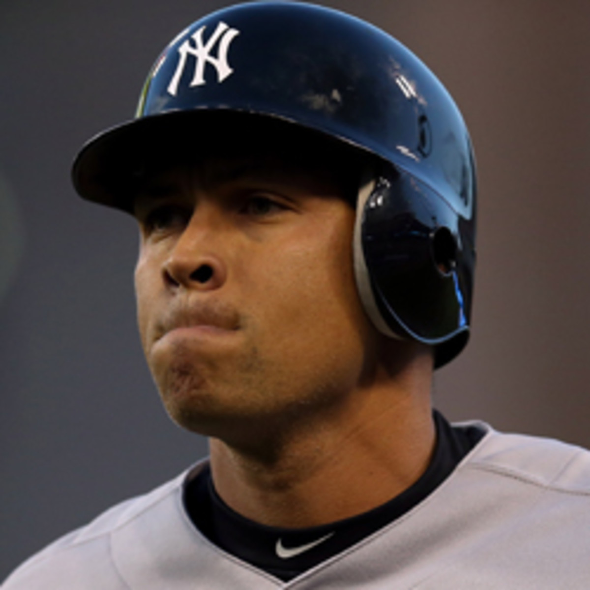 Alex Rodriguez has denied a recent report linking him to PEDs. (Jonathan Daniel/Getty Images)
