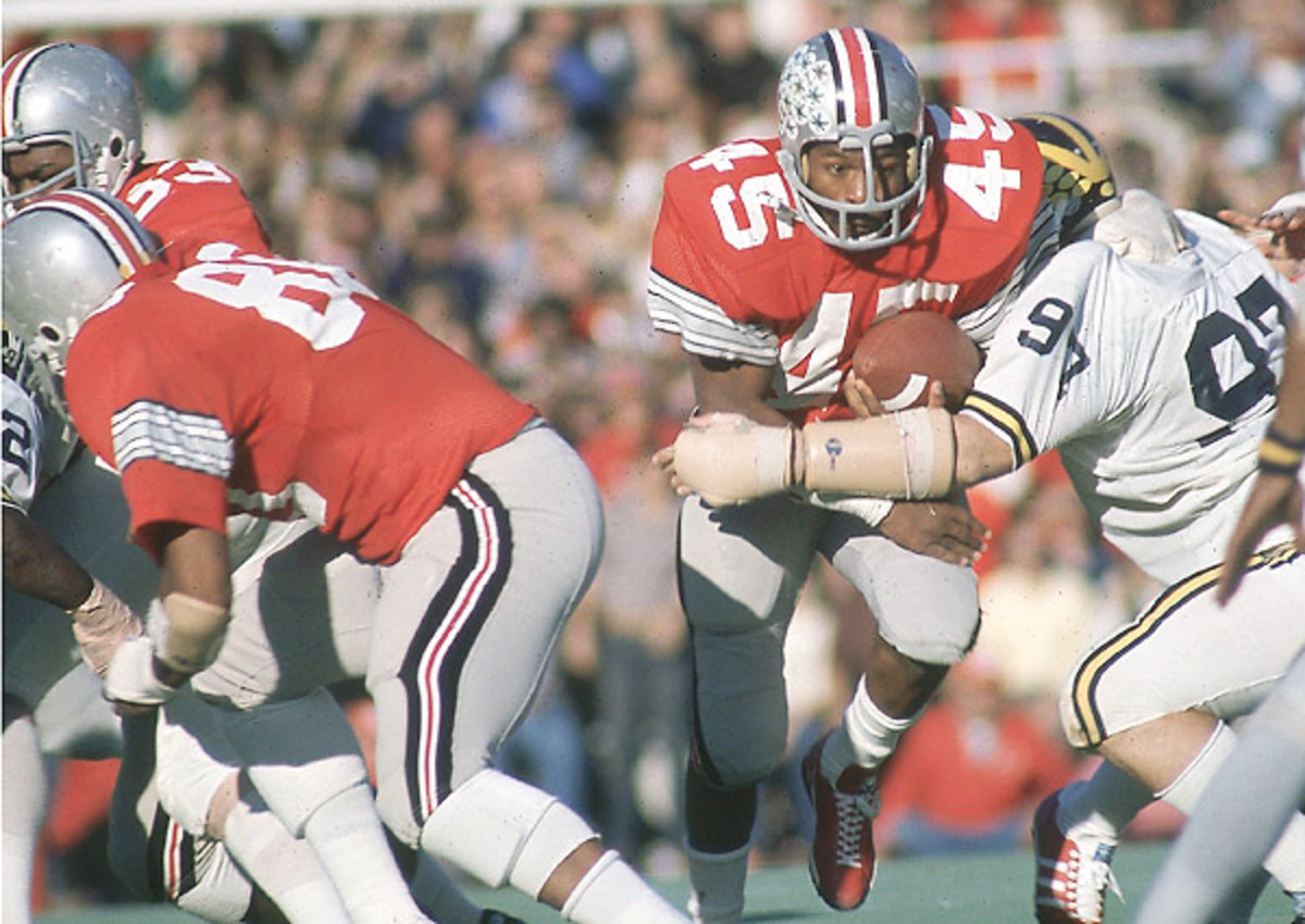 The only two-time Heisman winner, Archie Griffin thinks another will join him someday.