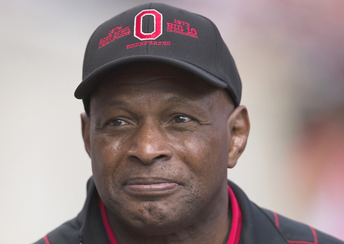 Archie Griffin remains involved with his alma mater Ohio State as president and CEO of the school's alumni association.