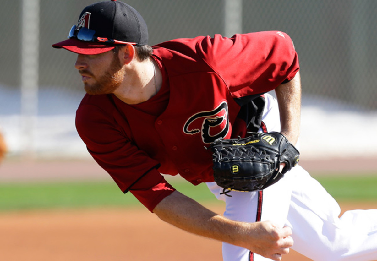 Ian Kennedy was named the Arizona's opening day starter by manager Kirk Gibson.