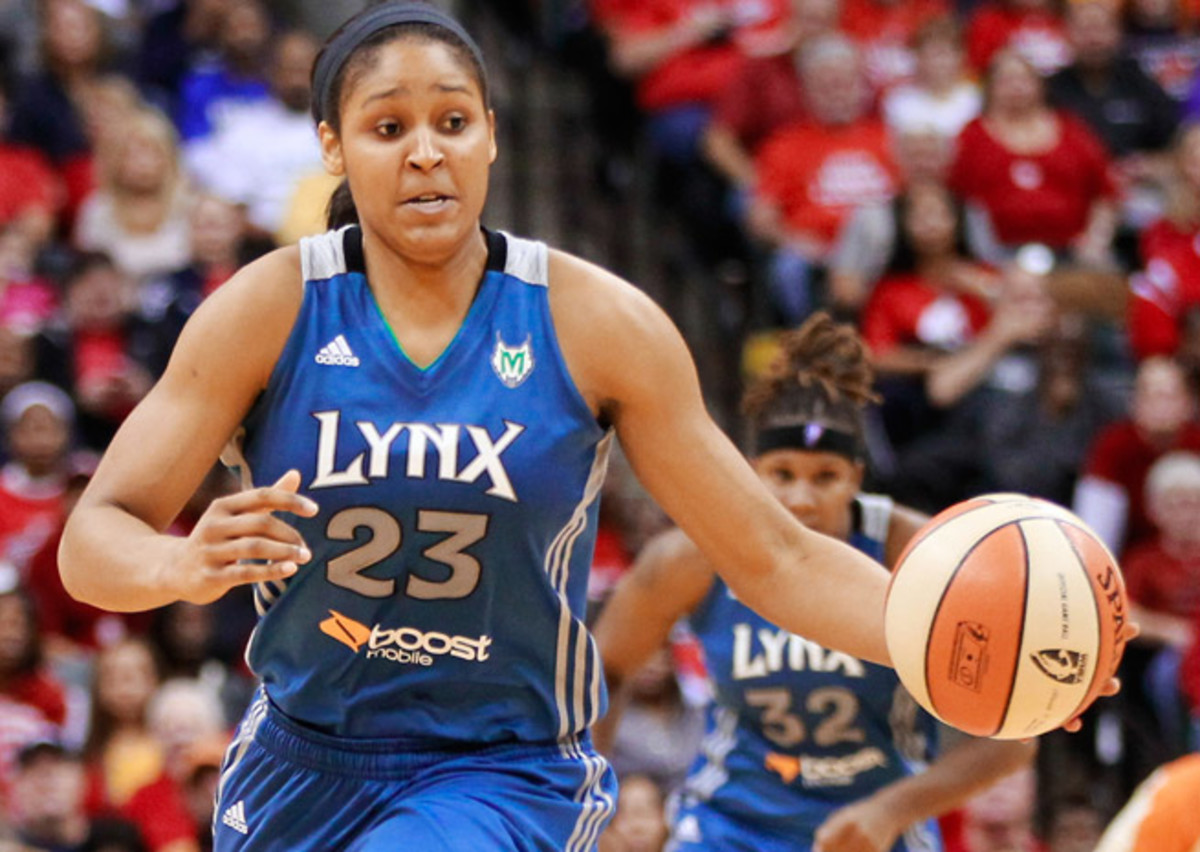 With Maya Moore leading them, the Lynx will try to improve on last-season's runner-up finish.