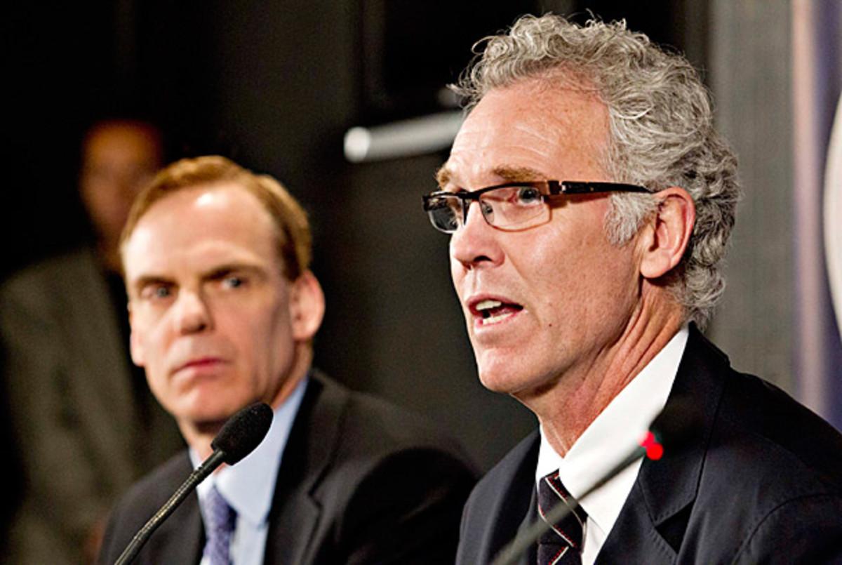 Craig MacTavish is the Edmonton Oilers' new GM