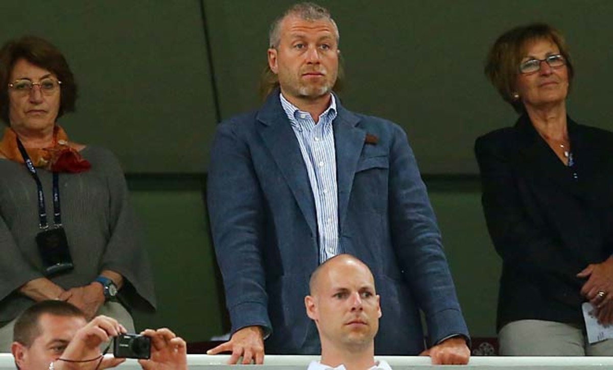 The worth of Chelsea owner Roman Abramovich, 46, is estimated to be over $10 billion.